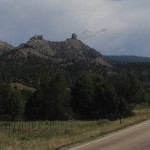 Chimney Rock at first sight